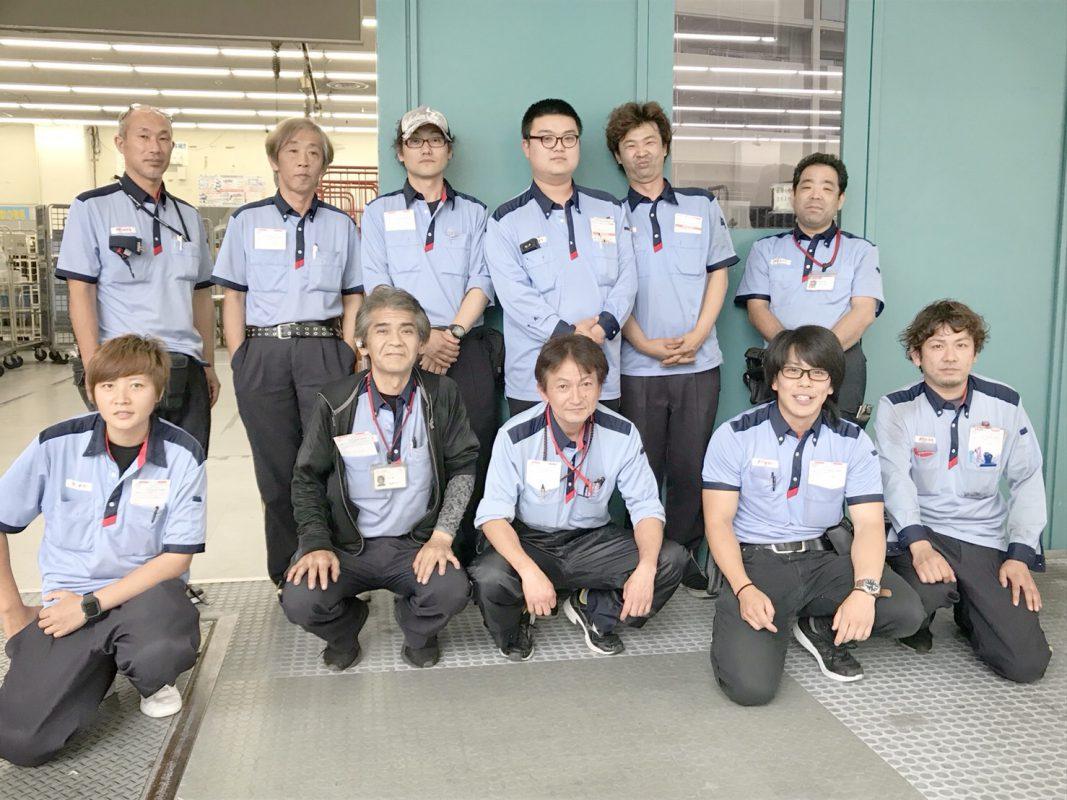 ヤマヒロ運輸 茨木センター